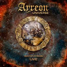 Ayreon - Universe / Best of Ayreon LIVE (Earbook)