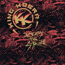 King Kobra - Ready to strike  (Japan-CD)