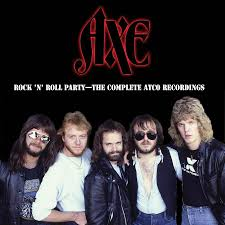 Axe - Rock'n'Roll Party - The Complete ATCO Years