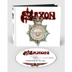 Saxon - Strong arm of the law (Deluxe Editiion) DIGI