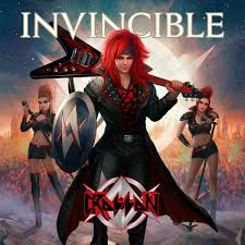 Crosson - Invicible