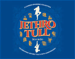 Jethro Tull - 50 to 50