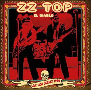 ZZ Top - El Diabolo ... Live New Jersey 1980
