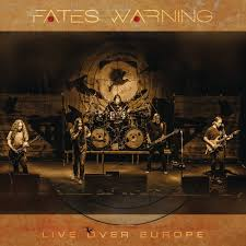 Fates Warning - Live over Europe (Mediabook)