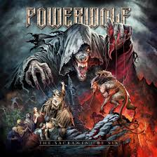 Powerwolf - The Sacrament Of Sin (Mediabook)