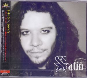 Satin - Satin (Japan CD) 2 Bonustracks