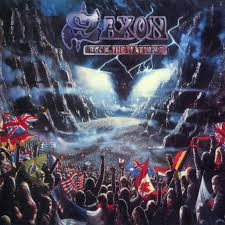 Saxon - Rock the Nations (Deluxe Edition)