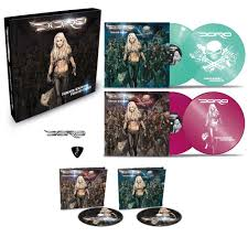 Doro - Forever Warrior / Forever United (BOX SET)