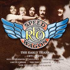 Reo Speedwagon - The Early Years 1971 - 1977 (Box-Set)