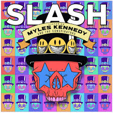 SLASH - Living The Dream (feat. Myles Kennedy)