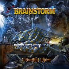 Brainstorm - Midnight Ghost (Digi-Book)