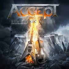 Accept - Symphonic Terror - Live at Wacken 2017 (Earbook)