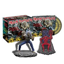 Iron Maiden - Number Of The Beast (Collector's Box Set) Ltd.