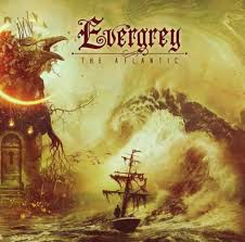 Evergrey - The Atlantic (Hardcover Artbook)