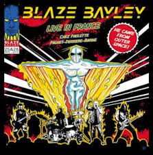 Bayley, Blaze - Live In France