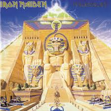 Iron Maiden - Powerslave  (Remastered)