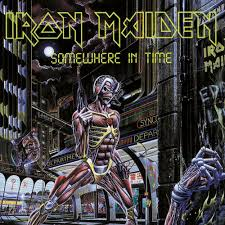 Iron Maiden - Somewhere In Time (Remastered)