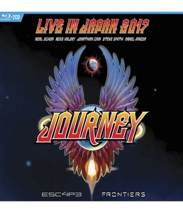Journey - Escape & Frontiers Live In Japan