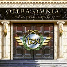 Ten - Opera Omnia - The Complete Works (16 CD)  Boxset