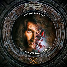Rage - 10 Years In Rage (Anniversary Edition)