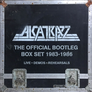 Alcatrazz - Official Bootleg Boxset 1983-1986