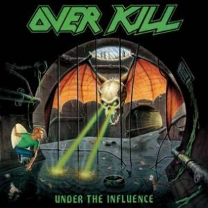 Overkill - Under The Influence (Collector's Edition)