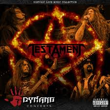 Testament - Live At Dynamo Open Air 199