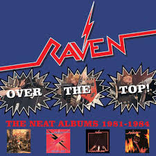 Raven - Over The Top! The NeatAlbums (Box Set)