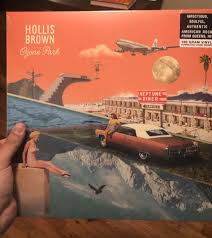 Hollis Brown - Ozone Park