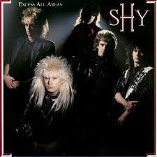 Shy - Excess All Areas (Collector's Edition)