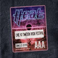 H.e.a.t. - Live At Sweden Rock