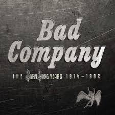 Bad Company - The Swan Song Years: 1974 - 1982