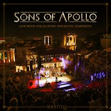 Sons of Apollo - Live With the Plovdiv Psychotic Symphony (Special Deluxe Edition)