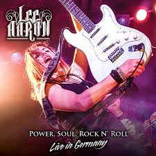 Aaron, Lee - Power Soul Rock 'N' Roll / Live In Germany