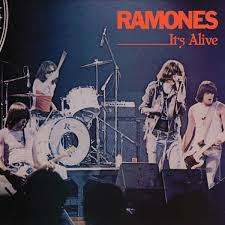 Ramones - It`s Alive (40th Anniversary)