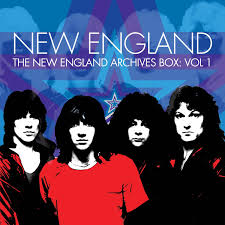 New England - New England Archives Box Volume 1