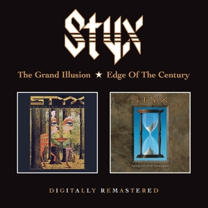 Styx - Grand Illusion/Edge of the Century