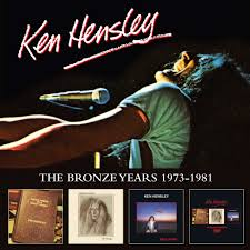 Hensley, Ken - The Bronze Years 1973-1981 (Box-Set)