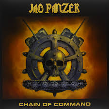 Jag Panzer - Chain Of Command  (Slipcase)