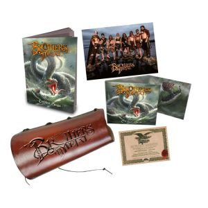 Brothers Of Metal - Emblas Saga (Box Set)