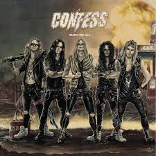 Confess - Burn 'em All