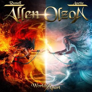 Allen Russell / Olzon Anette - Worlds Apart