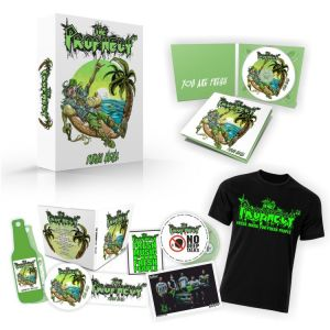 The Propecy 23 - Fresh Metal (CD Box Set + T-Shirt XL)