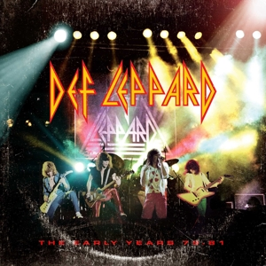 Def Leppard - Early Years 79-81  (Box-Set)