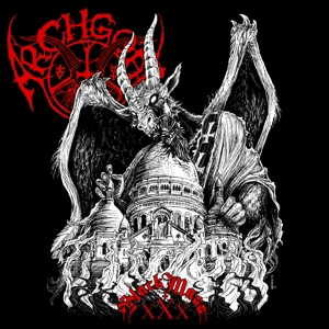 Archgoat - Black Mass Xxx