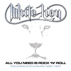 White Lion - All You Need Is Rock 'N' Roll (5CD Box)