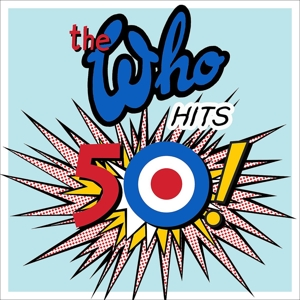 THE WHO - Who Hits 50 -Best Of