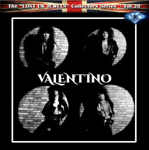 VALENTINO - Valentino  (The LOST UK JEWELS Volume 20)