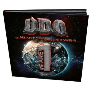 U.d.o. - We Are One (Artbook)