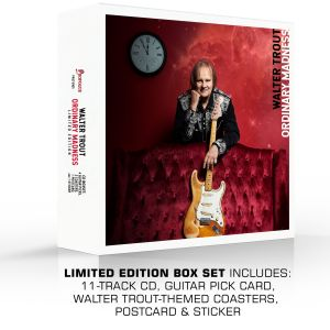 Trout, Walter - Ordinary Madness (Box Set) Limited